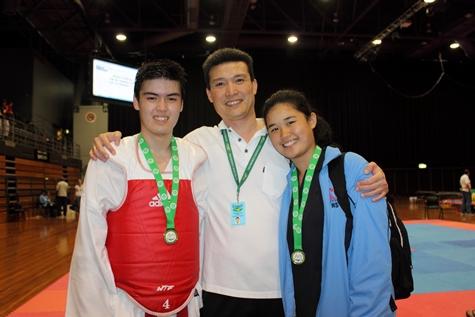 family friendly taekwondo class